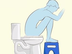 Как будто нахлынывает изнутри и хочеться в туалет по большому