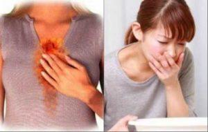 Боли в горле и груди, кашель сухой