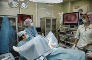 Лечение после лапароскопии и гистероскопии