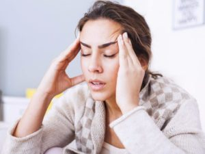 Болят глаза и температура и тошнота