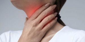 Боль в горле и под языком после сна