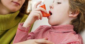 Часто болеющий ребенок. Ставят угрозу астму. Ребенок аллергик