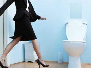 Часто хочется в туалет. Не могу терпеть