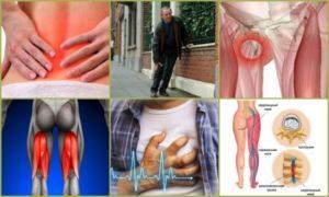Болит бедро после операции при прикосновении