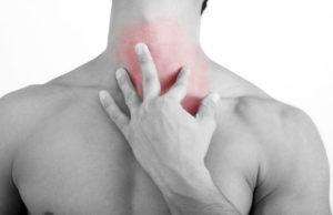 Боль в шее и в грудной клетке