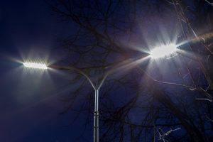 Лучи от источников света