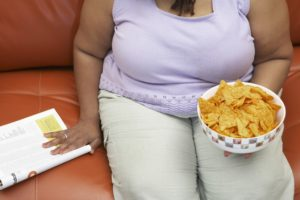 Лишний вес и странные месячные