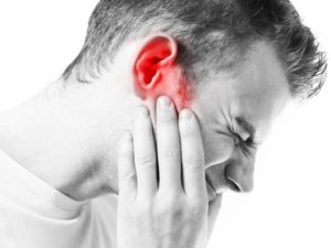 Болит щека, отдаёт в ухо