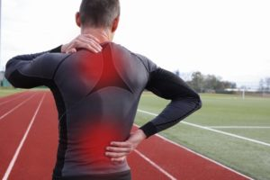 Боли в спине при беге