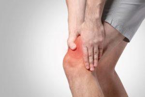 Болит нога в районе колена