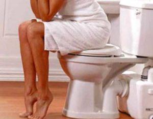Часто хожу в туалет после месячных