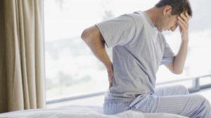 Болит спина слабость