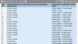Ктр10.7 по УЗИ 7 недель, акушерских 8
