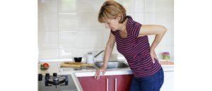 Боль в пояснице после уборки дома