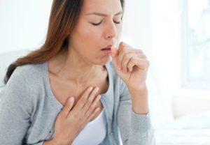 Боль в легких кашель до рвоты