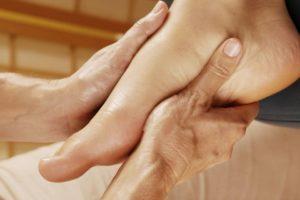 Боль в пятке после перелома мизинца