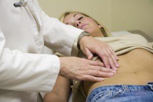 Боли в животе при беременности после осмотра врача