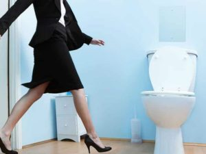 Инфекции в туалете