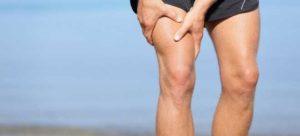 Боли выше колена у ребенка
