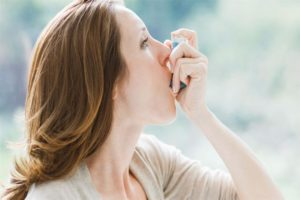 Бронхиальная астма, простуда и лечение