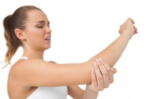 Болит кожа на правой руке