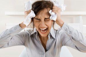 Мандраж при стрессовой ситуации