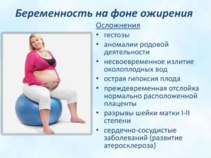 Как забеременеть с лишним весом