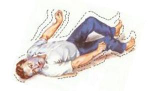 Больно лежать, сильные судороги