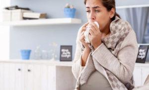 Как лечить горло и кашель на 34 неделе беременности