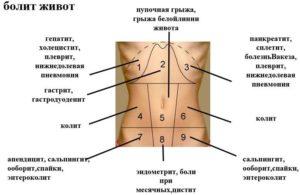 Боль в пояснице, температура от 37,7 до 38,3, небольшая боль в низу живота