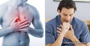 Боль в грудной клетке после переохлаждения