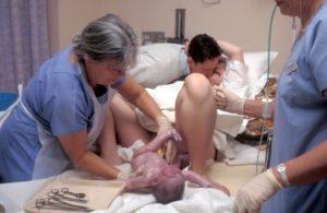 Боль при ПА после родов