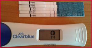 Информативность теста на беременность