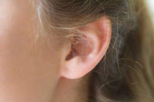 Писк в ушах сильный
