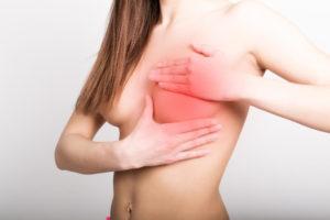 Боль в груди с имплантами