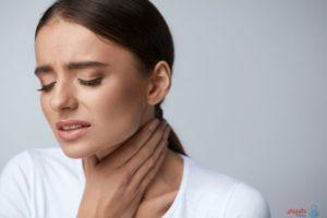 Боль в горле при разговоре