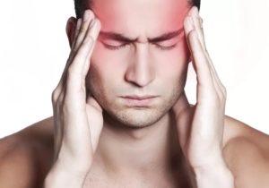 Красная сыпь/головная боль