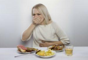 Боли в желудке, отсутствие аппетита