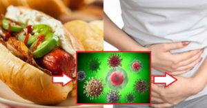 Лактожиналь и пищевое отравление