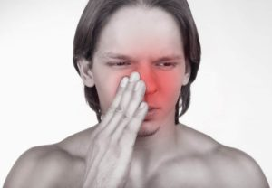Боли и жжение в носу