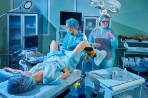Искусственная инсеминация, лапароскопия