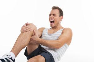Боль в ноге после травмы
