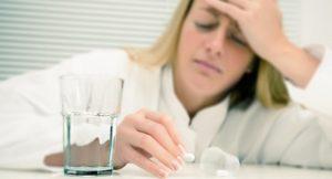 Боль в легких после стакана воды