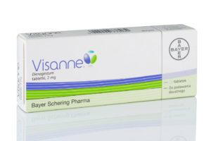 Перепады температуры при приёме таблеток Визана