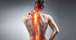 Болит спина после падения