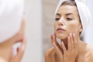 Консультация по уходу за проблемой кожей лица