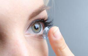 Можно ли носить контактные линзы в тубдиспансере?