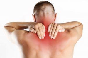 Боли и судороги в шее, плечах