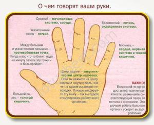 Колет подушечка указательного пальца