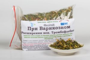 Иван чай при варикозе, тромбозе, тромбофлебите
